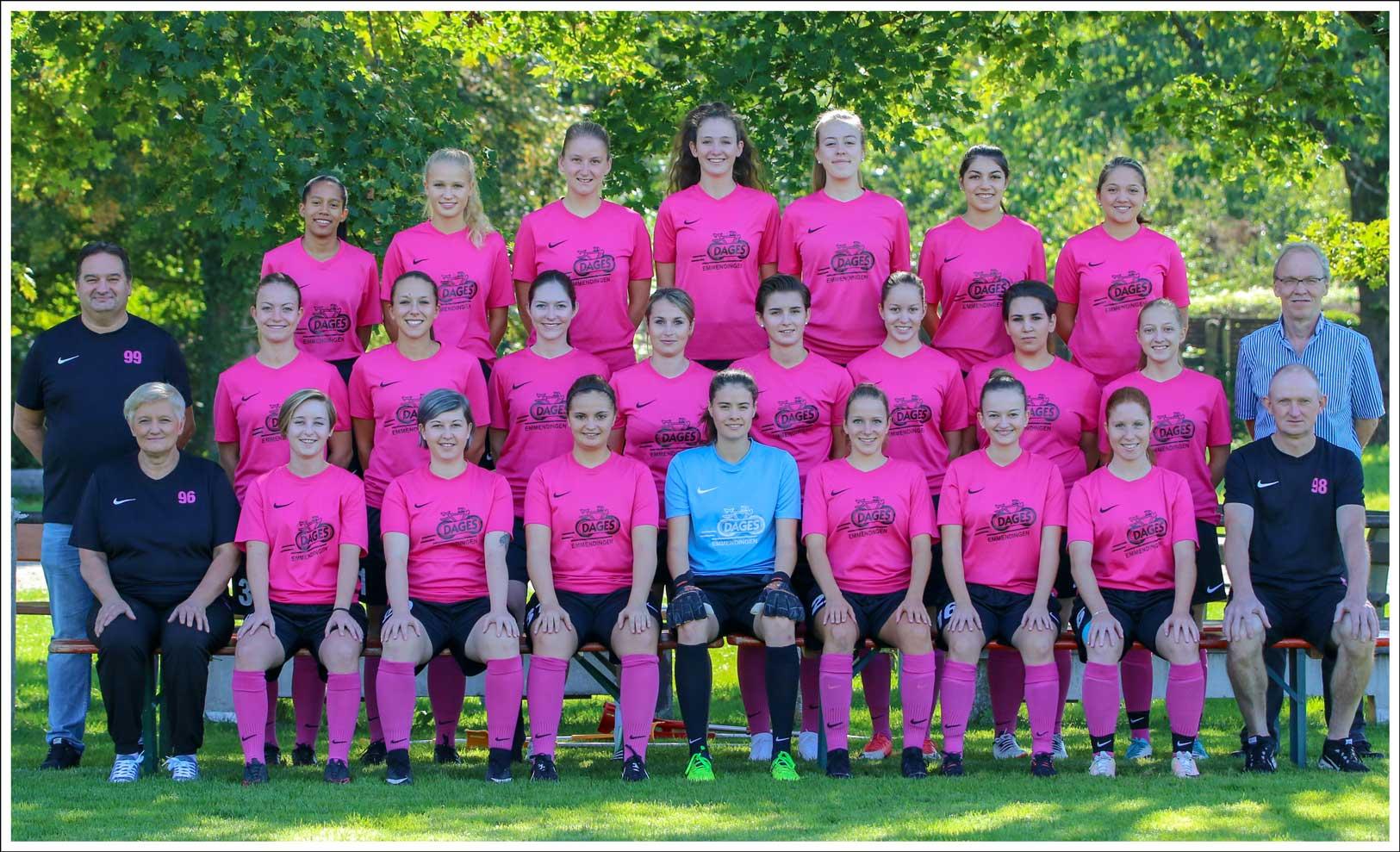 Qualifikation Futsal-Verbandsmeisterschaft der Frauen