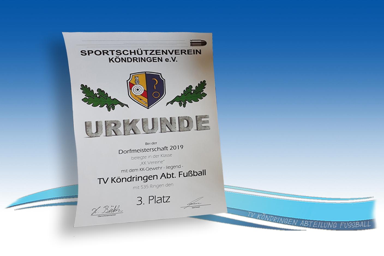 Dorfmeisterschaft Schützenverein Köndringen